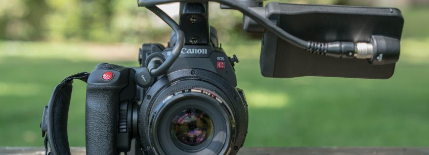 Free Seminar: Shooting a Commercial with the new Canon C200