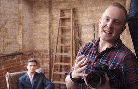 Matt Higgs enlists the help of a fashion model to put the new Sony A7R III through its paces