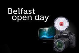 Meet the experts, try new gear, access exclusive deals and enter our great free prize draw as our Open Day tour heads to Calumet, Belfast.