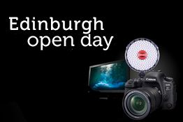 As the Open Day tour moves to Edinburgh, join the Calumet experts and top brands for deals, demos, talks and an amazing free prize draw.