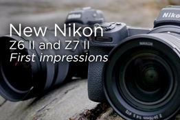Nikon's Next Chapter – Z7 II and Z6 II