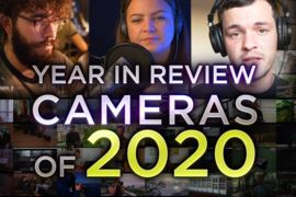 Year in Review - Cameras of 2020