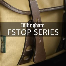 Billingham fStop Series