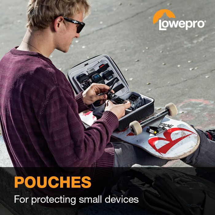 Lowepro Pouches
