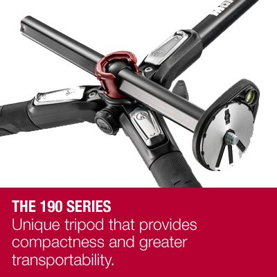 Manfrotto 190 Tripods