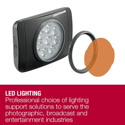 Manfrotto LED Lighting