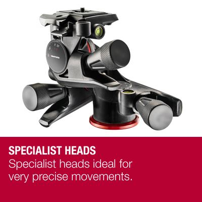 Manfrotto Specialist Heads