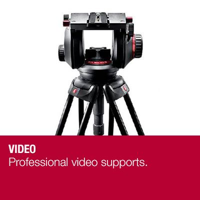 Manfrotto Video Heads