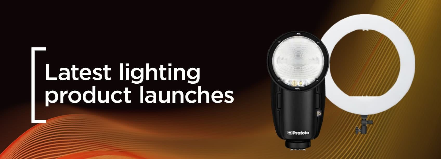 The Latest Lighting Products