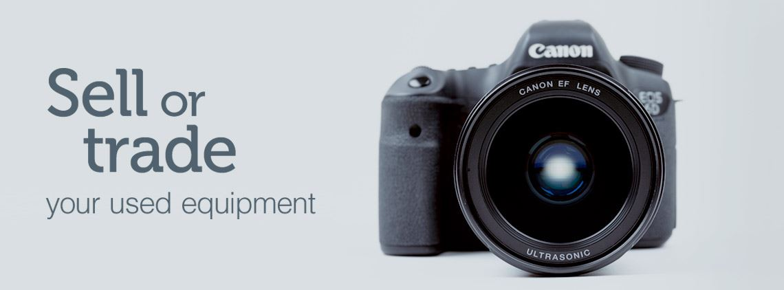Sell my Camera, Part-Exchange or Trade-In | Wex Photo Video