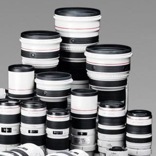 5% off Selected Canon L Series Lenses