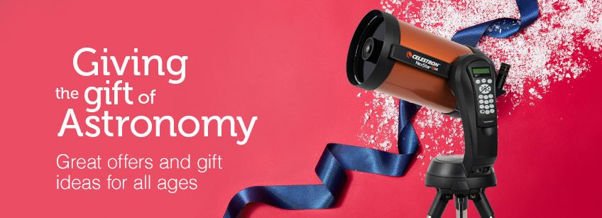 Astronomy Gifts for Christmas