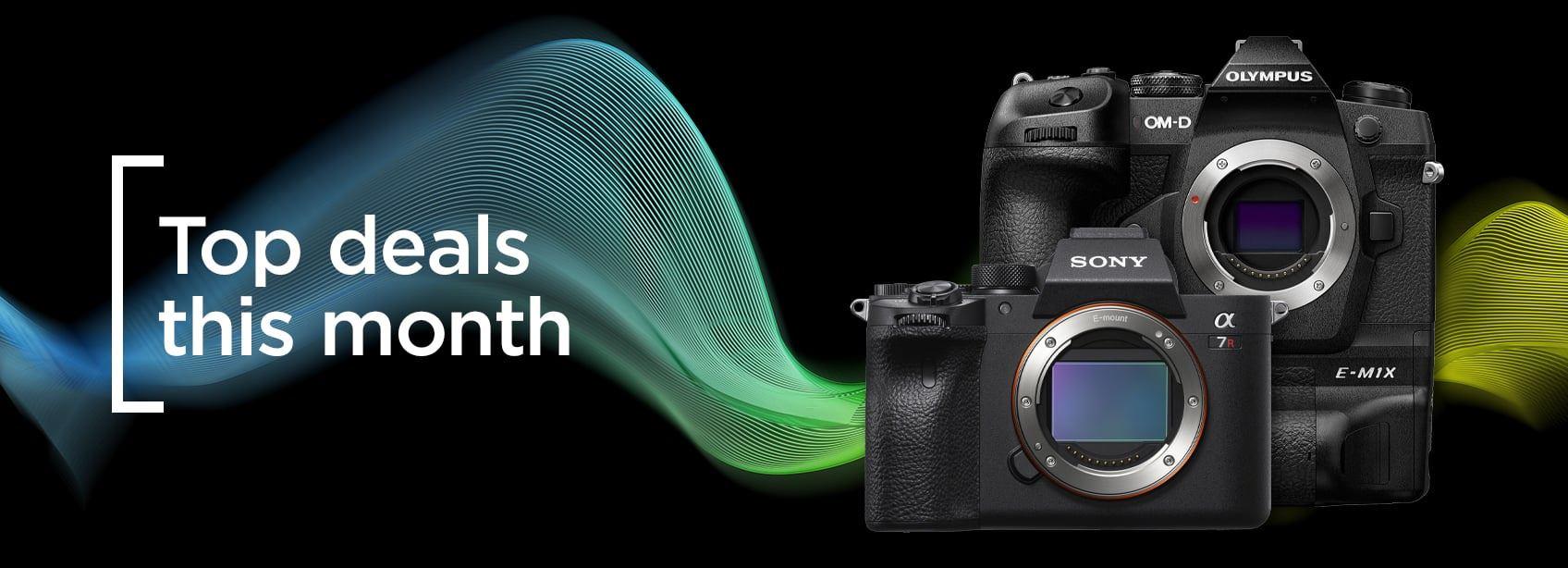 Wex Photo Video | Digital Cameras, DSLRs, Lenses, Video