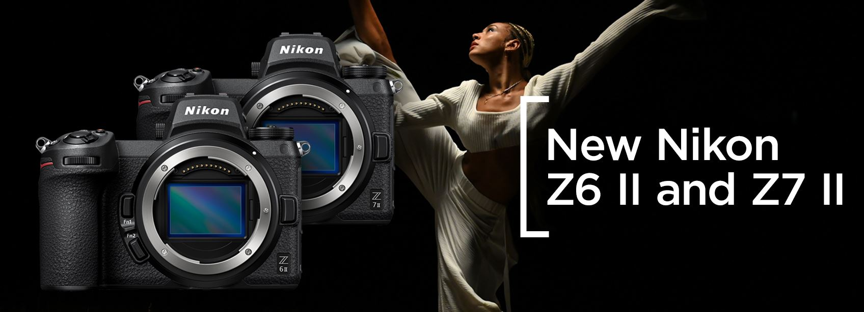 New Nikon Z6 II and Z7 II