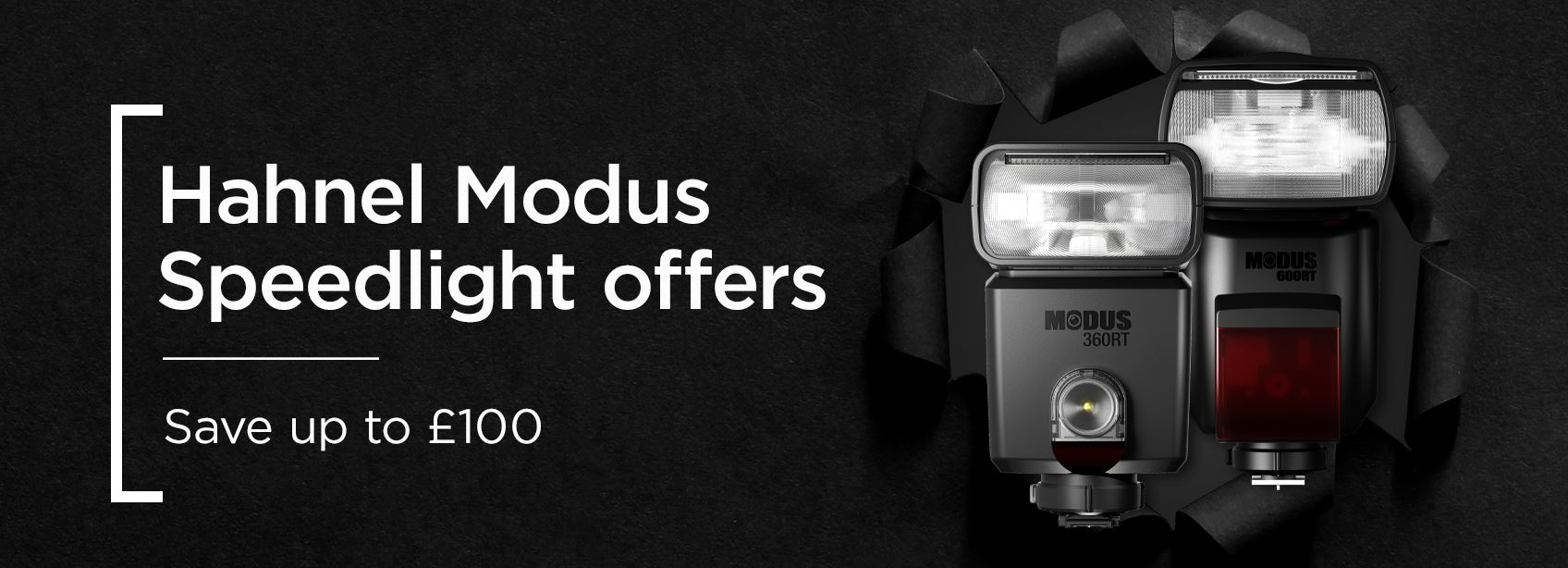 Hahnel Modus Speedlights Black Friday Deals | Early Bird