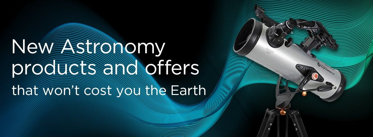 Our latest offers in Astronomy.