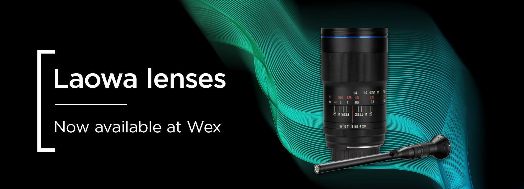 Laowa lenses now available at Wex