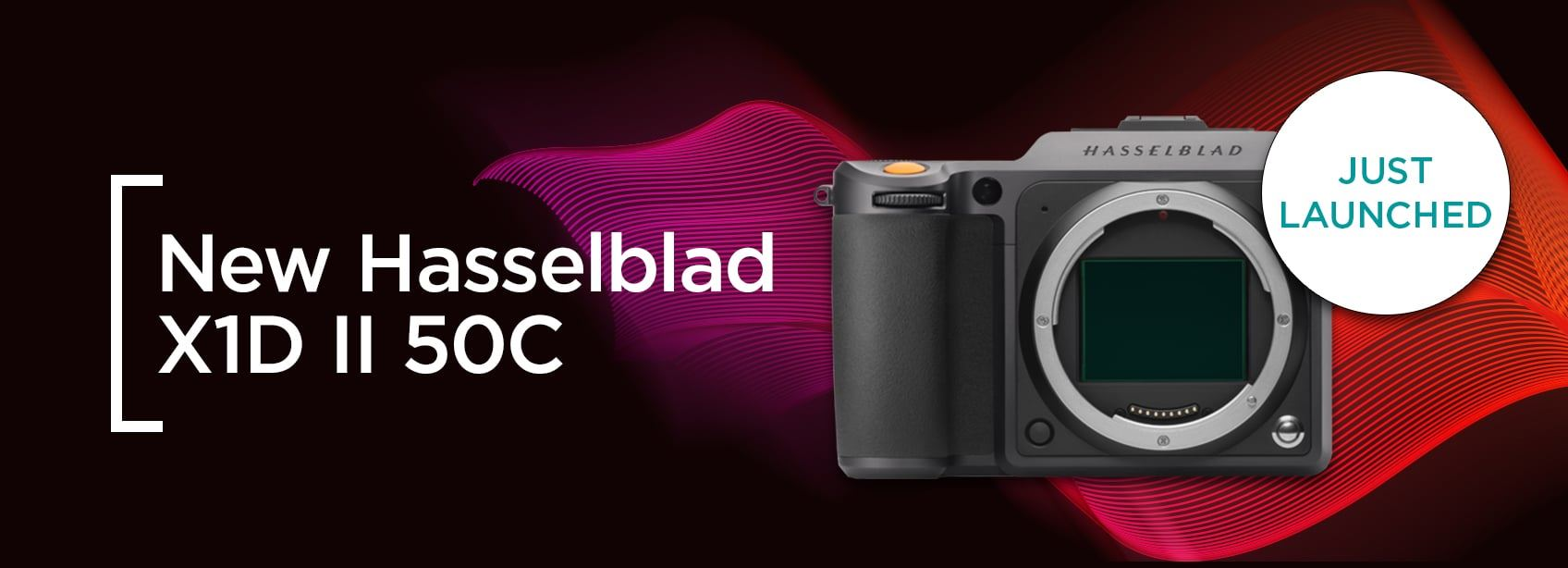 Hasselblad X1D II 50c - Just Launched