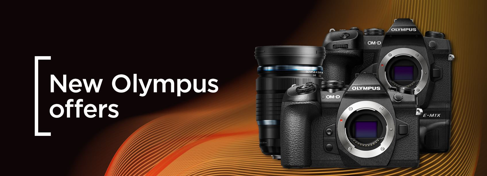 New Olympus Offers