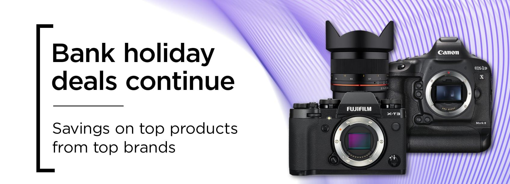 Bank holiday deals continue