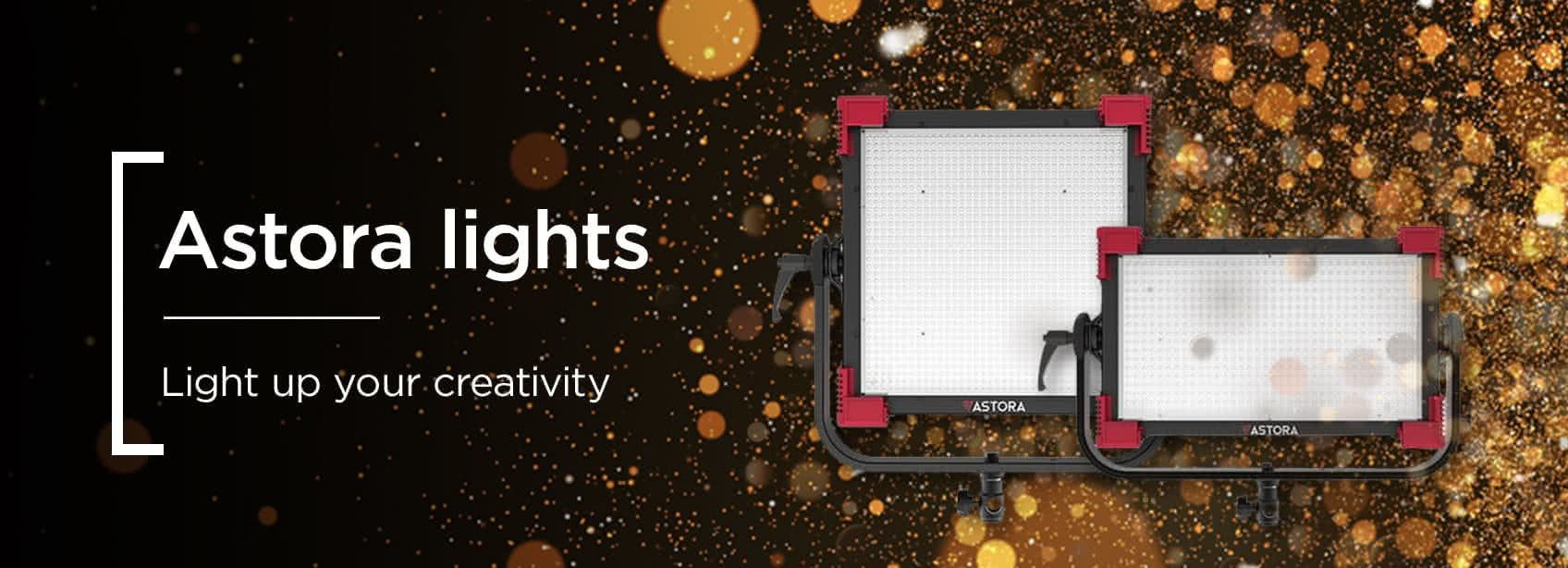 Astora Lights | Light up your creativity