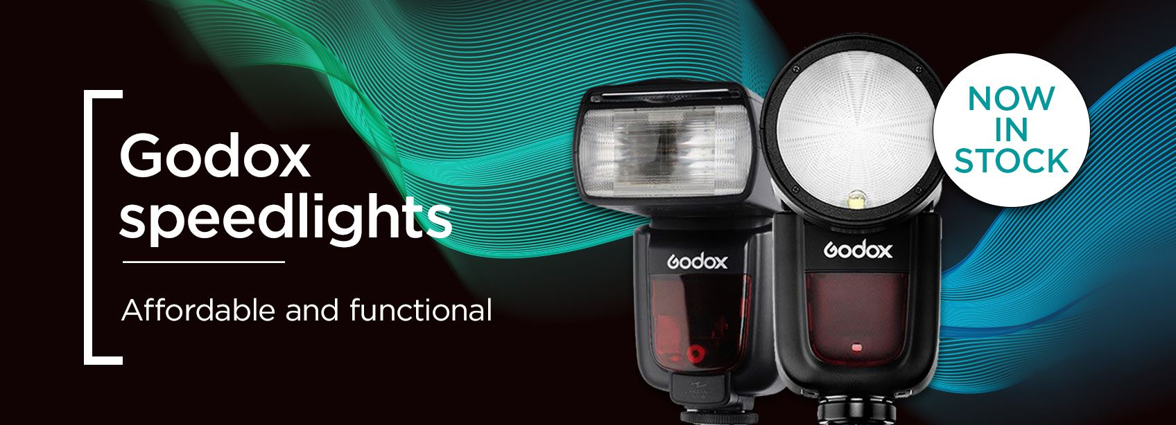 Godox Speedlights | Affordable and Functional