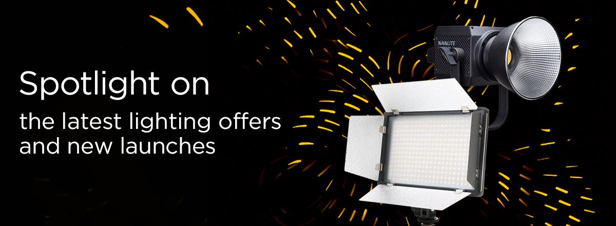 The latest Lighting deals & products