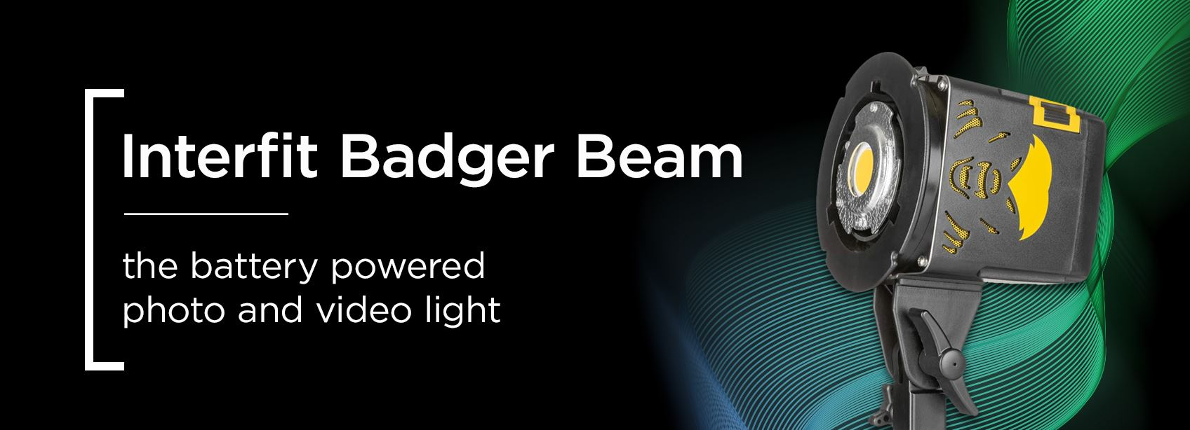 Interfit | Lighting your creativity with the new badger Beam