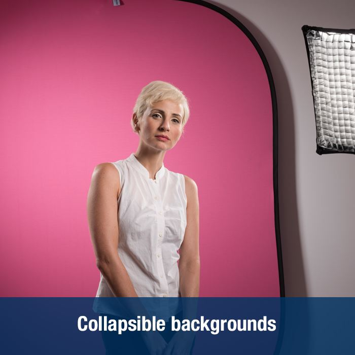 Collapsible Backgrounds