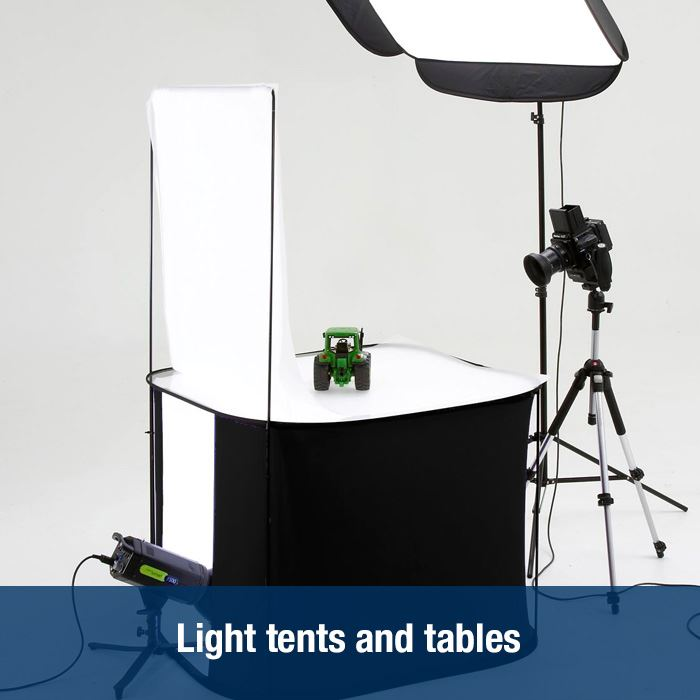 Light Tents & Tables