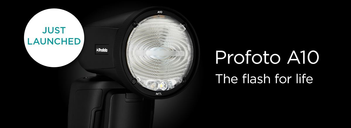 Profoto A10 | The flash for life
