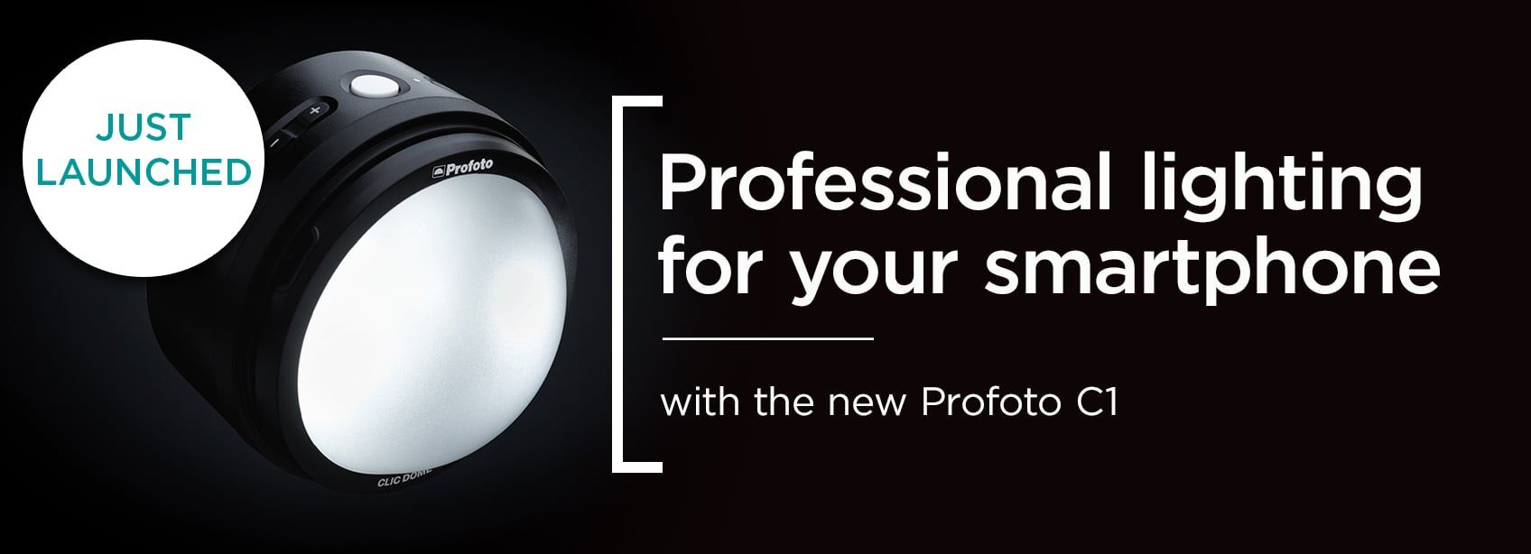 Profoto C1 and C1 Plus: Launching today