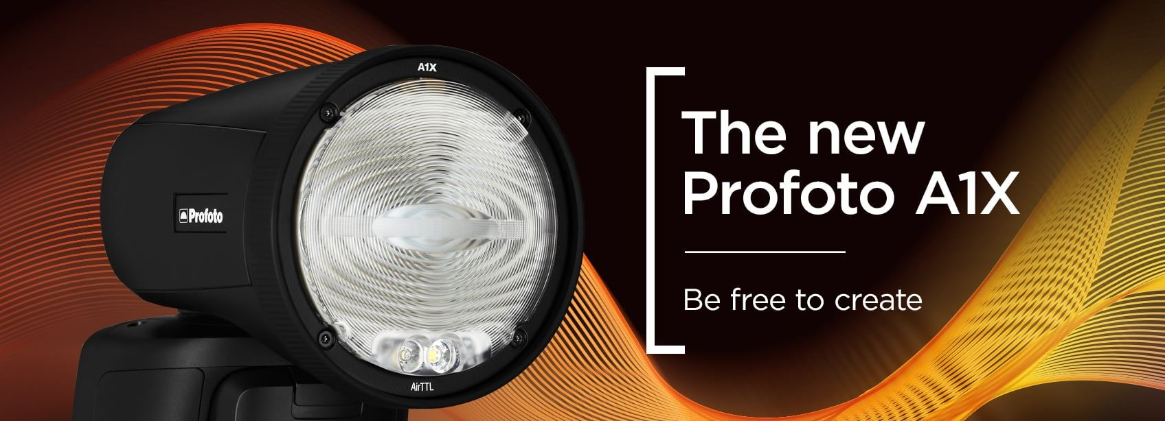 Launching Today! The Profoto A1X