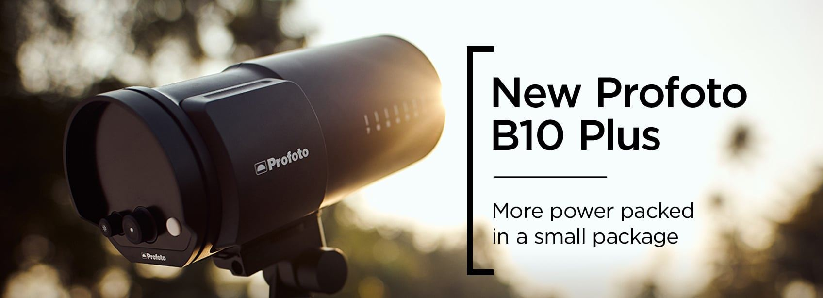 New Profoto B10 Plus