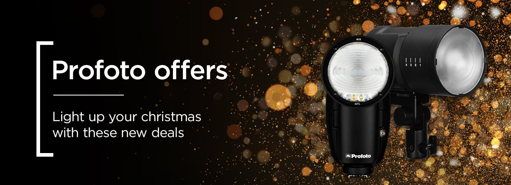 Amazing offer on Profoto B10 and A1 Series