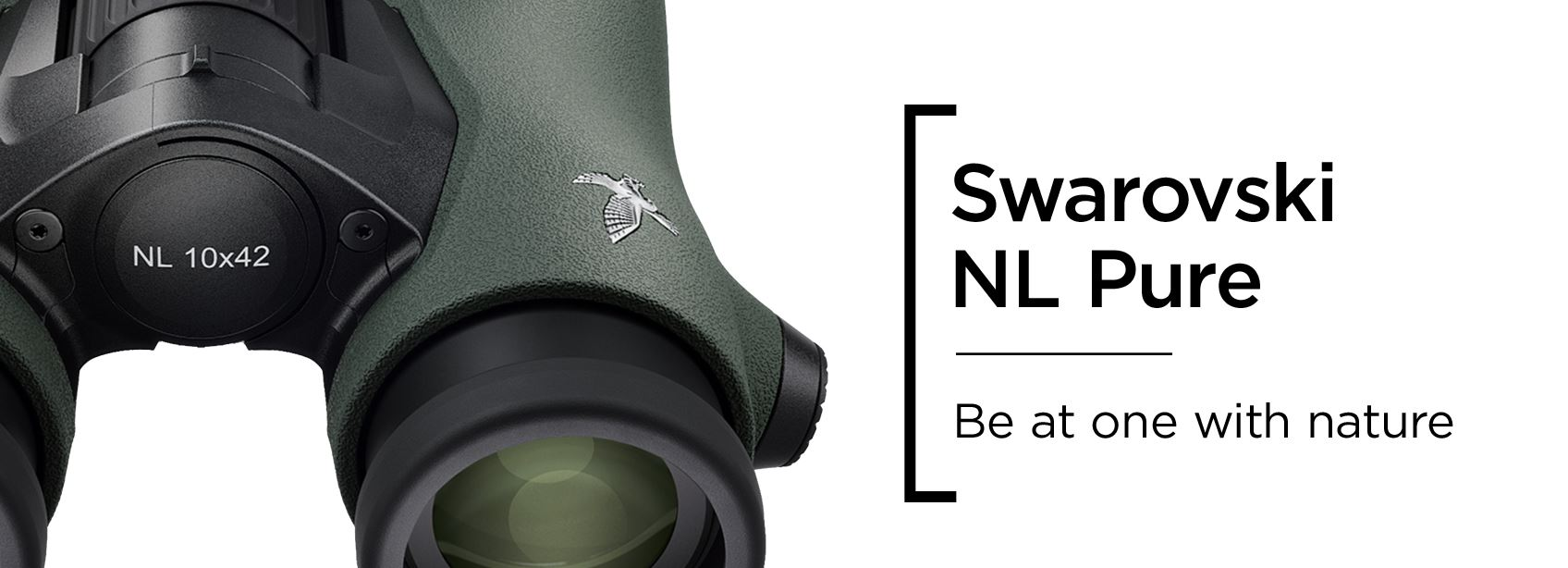 Class leading Field of View, radical ergonomics | The new Swarovski NL Pure sets new standards