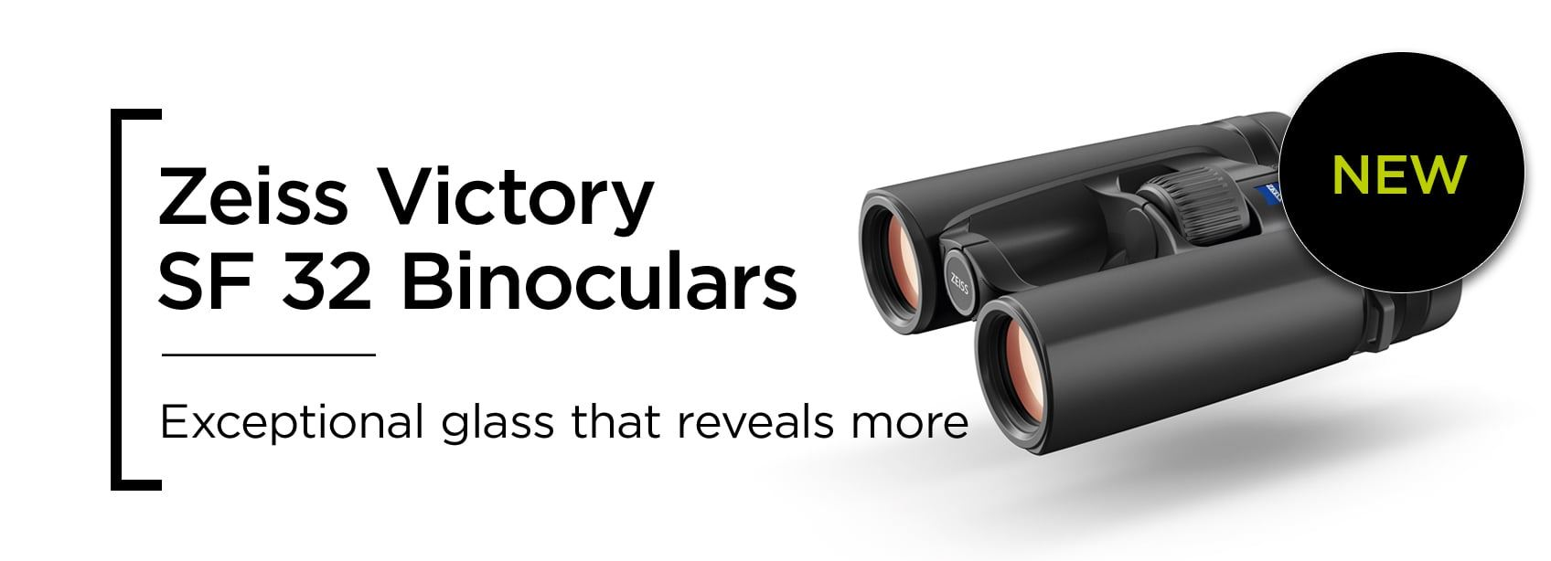 New Zeiss Victory SF 32 Binoculars - Order today!