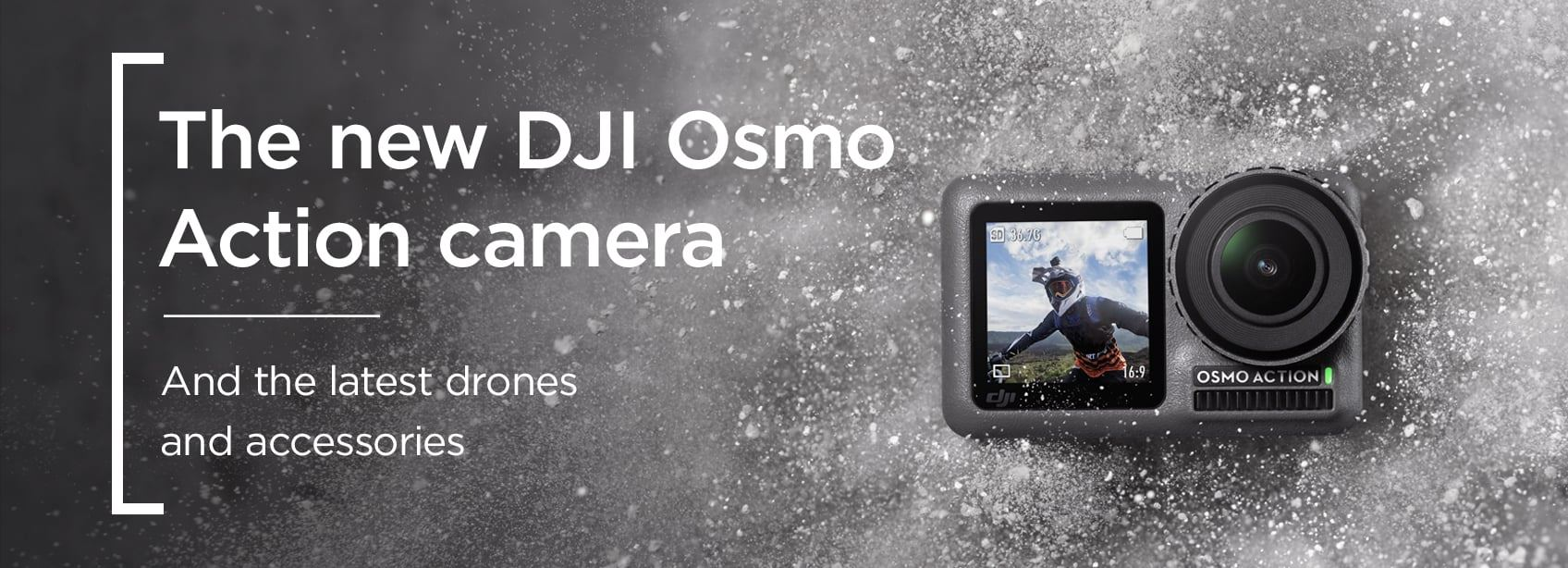 Just Launched DJI Osmo Action Camera | Wex Photo Video