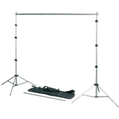 Interfit COR756 Background Support System - 2.6m [high] x 3.1m
