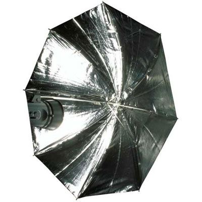 Image of Interfit 100cm Silver Umbrella