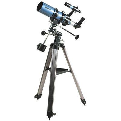 Sky-Watcher Startravel-80 (EQ-1) Short-Tube Achromatic Refractor Telescope