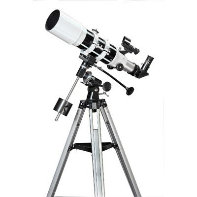 Sky-Watcher Startravel-102 (EQ-1) Short-Tube Achromatic Refractor Telescope