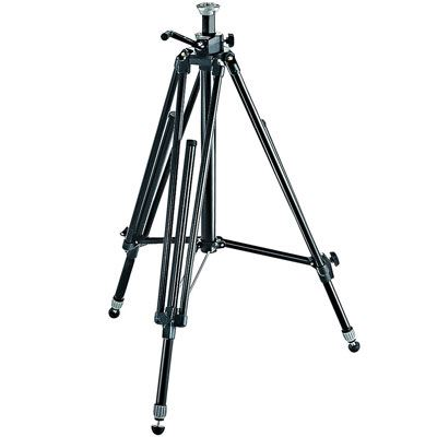 Used Manfrotto 028B Triman Tripod Black