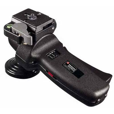Used Manfrotto 322RC2 Horizontal Grip Action Ball Head