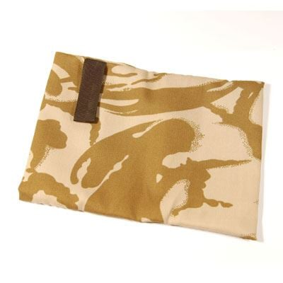 Image of Wildlife Watching Bean Bag 1.5Kg - Desert with Unfilled Liner