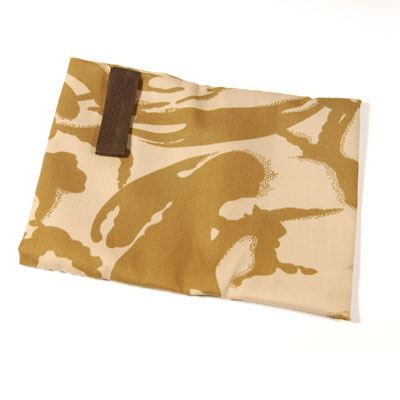Image of Wildlife Watching Bean Bag 1Kg - Desert with Unfilled Liner