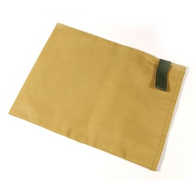 Wildlife Watching Bean Bag 2Kg - Khaki with Unfilled Liner