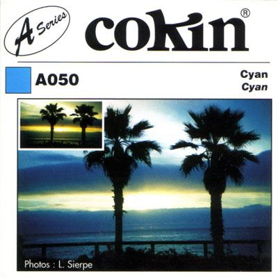 Cokin A050 Cyan Filter