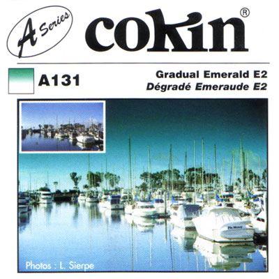 Cokin A131 Gradual Emerald E2 Filter