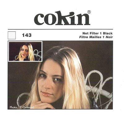 Cokin A143 Net Filter 1 Black Filter